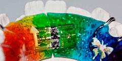 Детские пластинки для выравнивания зубов и исправления прикуса. Аппараты Биоблок.