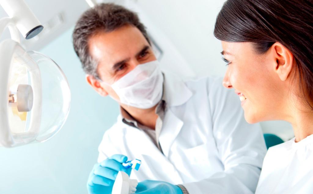 волшебство стоматологии